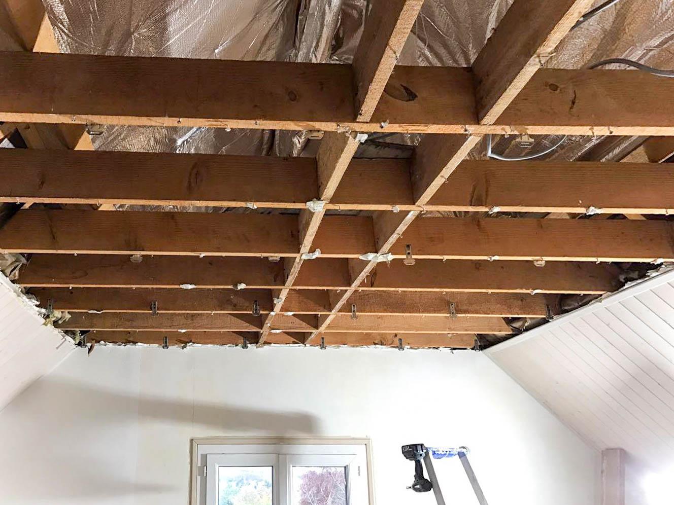 Aménagement de cloisons et faux-plafonds - Louveciennes